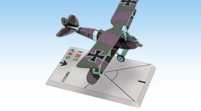 WGF211B - Rumpler C.IV (Luftstreitkräfte FA(A) 235/8256)