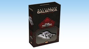 BSG104A - Cylon Heavy Raider (Combat/Transport)