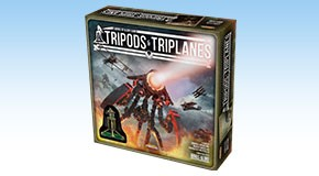 WW1 Wings of Glory - Tripods & Triplanes Starter Set