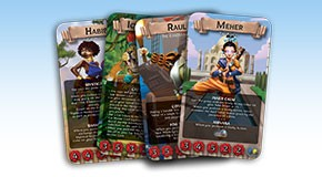 Dungeonology - Erasmus Expansion Cards