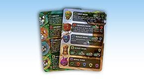 Dungeonology - Erasmus Expansion Cards