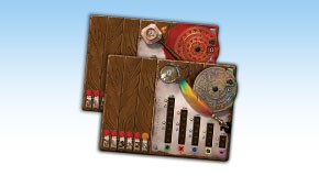 Dungeonology - Erasmus Expansion Note Boards