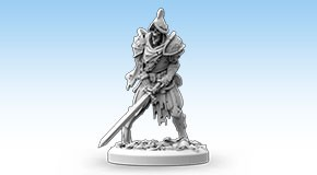 Black Rose Wars - Summonings: Undead miniature