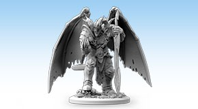 Black Rose Wars - Summonings: Demons miniature