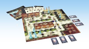 King & Assassins: Deluxe Edition - Miniatures