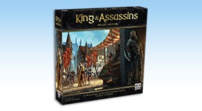 Kings & Assassins: Deluxe Edition