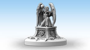 Black Rose Wars - Summonings: Constructs miniature