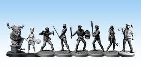Tales of Evil - Miniatures