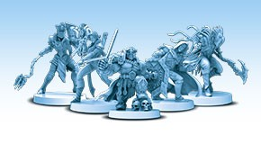 Sword & Sorcery - Ancient Chronicles Ghost Souls Form Heroes