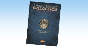 Battlestar Galactica - Starship Battles Faster Than Light Expansion Pack