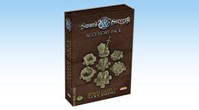 Sword & Sorcery - Spawn Gates and Gods' Shrines