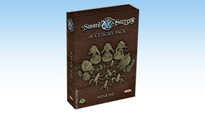 Sword & Sorcery - Ancient Chronicles Minions