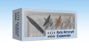 Race to Moscow - Axis Aircraft