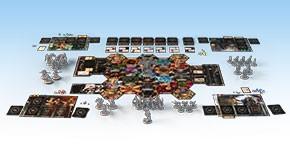 Black Rose Wars - Inferno components