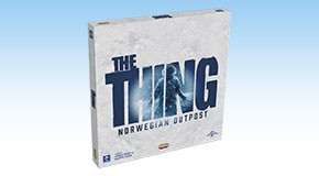 The Thing - Norwegian Outpost