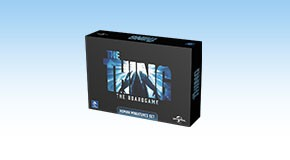 The Thing - Human Miniatures Set