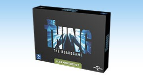 The Thing - Alien Miniatures Set