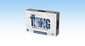 The Thing - Norwegian Miniatures Set