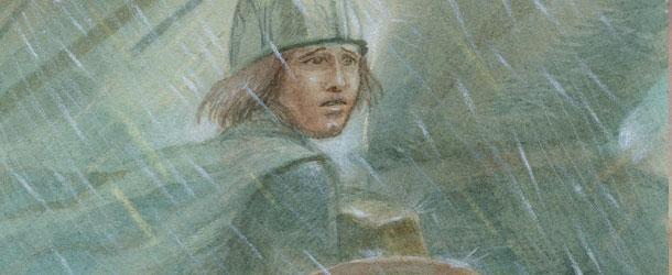 Meriadoc Brandybuck (banner)
