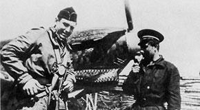 Albert Durand - Yak-1