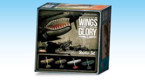 WW2 Wings of Glory Starter Set (home)