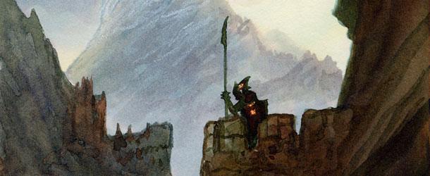 Mount Gundabad (banner)
