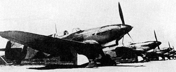 Yakovlev Yak-1 (banner)