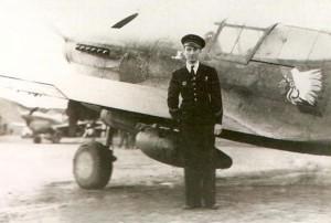 Curtis P-40 Warhawk - Gisclon