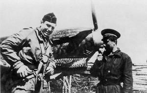 Albert Durand - Yakovlev Yak-1