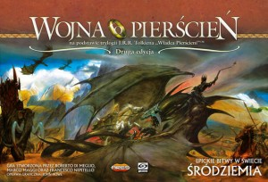 War of the Ring Second Edition - Polish Edition