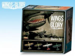 WW2 Wings of Glory Starter Set (zoom)