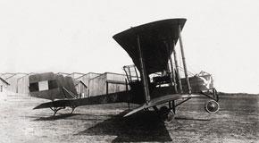 Caproni Ca.3 - 3a Squadriglia