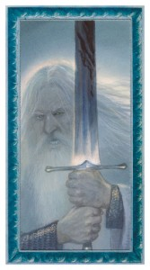 Gandalf, The White