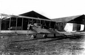 Caproni Ca.3 - CEP French