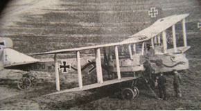 Wings of Glory WWI Gotha G.V (copertina)