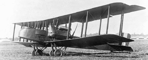 Wings of Glory WWI Bombers - Gotha G.V
