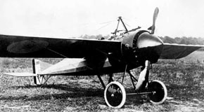 WW1 Wings of Glory Morane-Saulnier N
