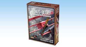 WW1 Wings of Glory - Rules and Accessories Pack