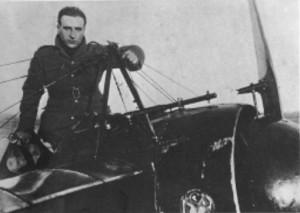Morane-Saulnier N - Jean Navarre
