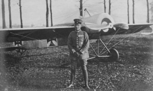 Fokker EIII - Max Immelmann