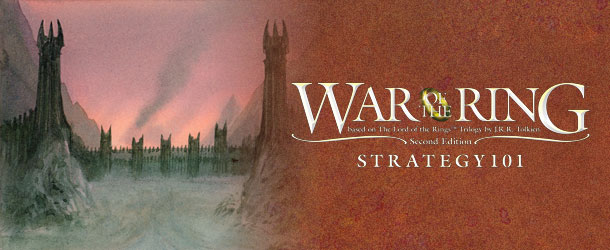 War of the Ring Strategy 101 (banner)