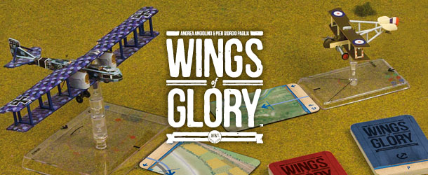 WW1 Wings of Glory (banner)