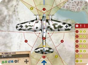 WGS301B - Heinkel He.111 H-3 (1./KG53) Card