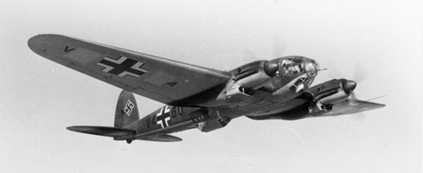 WW2 Wings of Glory - Heinkel He.111 (banner)