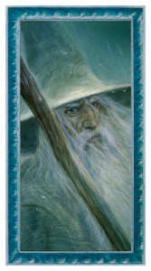Gandalf the Grey, Keeper of Narya