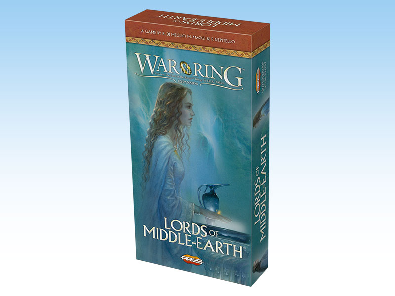 Lords of Middle Earth: War of the Ring (T.O.S.) -  Ares Games