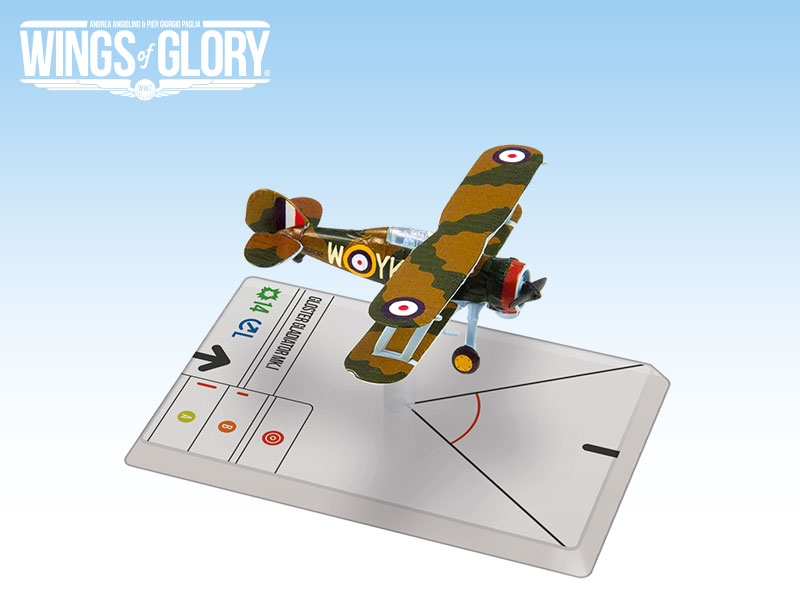 Ares Games: Pattle: Gloster Gladiator MK.1