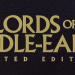 The Limited Edition of Lords of Middle-earth is completely sold out