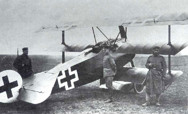 ww1 red baron