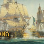 Sails of Glory presented at Nelson's Norfolk exhibition